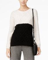 Max Mara Wool Colorblocked Sweater