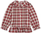 Polo Ralph Lauren Peplum Shirt Dress