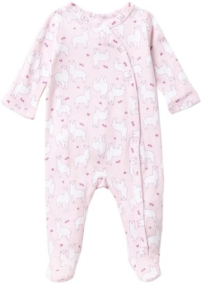 Harper Canyon Printed Footed Jumpsuit (Baby)