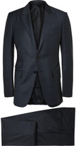 Tom Ford - Blue O'connor Slim-fit Wool And Silk-blend Suit