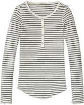 Scotch & Soda Long Sleeve Striped T-Shirt Home Alone