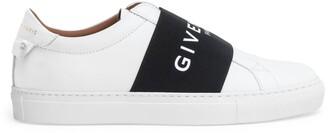 Givenchy Urban street white logo sneakers