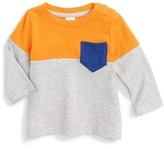 Infant Boy's Tucker + Tate Colorblock T-Shirt