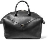 Jerome Dreyfuss Gerald Leather Tote - Black