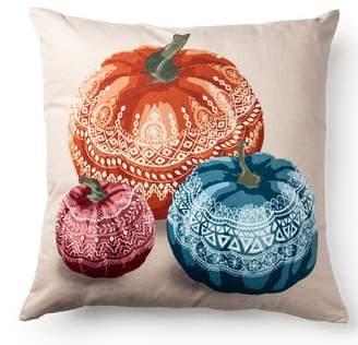 """Sure Fit Henna Pumpkin 18"""" Throw Pillow"""