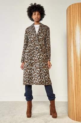 Sale LEOPARD COAT Leopard