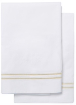 Frette Hotel Classic Standard Cotton Pillowcase