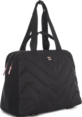 Sweaty Betty Quilted Luxe Gym Bag