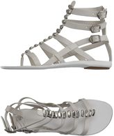 Sartore Toe strap sandals