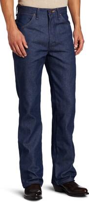 Wrangler Men's Size Tall Western Boot Cut Slim Jean