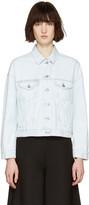 Acne Studios Blue Denim Lab Jacket