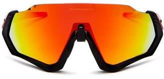 Oakley Unisex Flightjacket Shield Sunglasses, 155mm