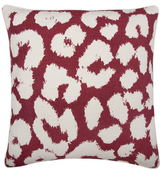 Thomas Paul Leopard Pillow