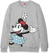 Disney Girl's Felpa Ragazza Sports Hoodie