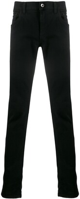 Dolce & Gabbana Low-Rise Slim-Fit Jeans
