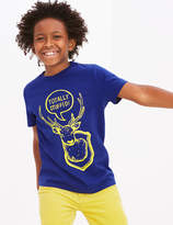 Boden Graphic Wordplay T-shirt