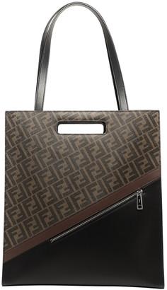 Fendi Monogram-print Tote Bag