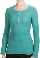 True Grit Dylan by Lace Henley Shirt - Long Sleeve (For Women)