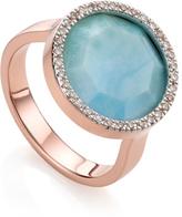 Monica Vinader Naida Circle Ring