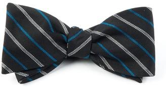 Tie Bar The Antoinette Perry Black Bow Tie