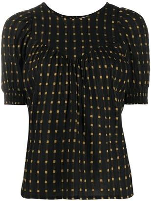 Cecilie Copenhagen Bettie embroidered blouse