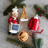 Sur La Table Iconic Ornaments, Set of 4