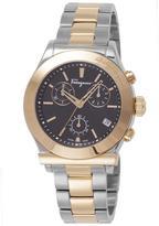 Salvatore Ferragamo 1898 Collection FF3850015 Men's Stainless Steel Quartz Watch