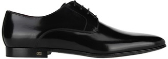 Dolce & Gabbana Positano Derby Shoes