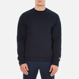 Carhartt Men's Chase Sweatshirt Navy