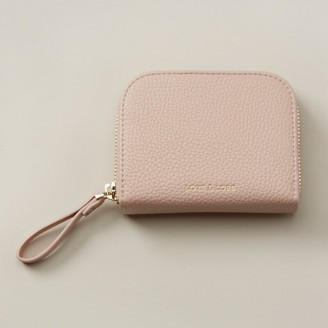 Love & Lore Love And Lore Mirror Wallet Blush