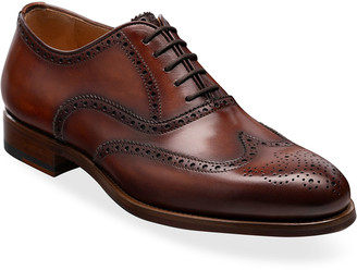 Magnanni Men's Franklin Leather Oxfords