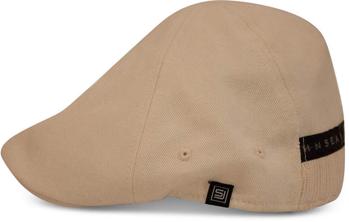 Sean John Men Denim Rib-Knit 6-Panel Ivy Hat