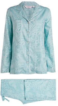 Derek Rose Paris Pyjama Set