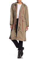 Bagatelle A-Line Rain Parka Jacket