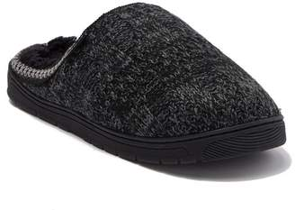 Muk Luks Gabriel Faux Fur Lined Slipper