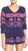 Betsey Johnson Women's Plush Sweater