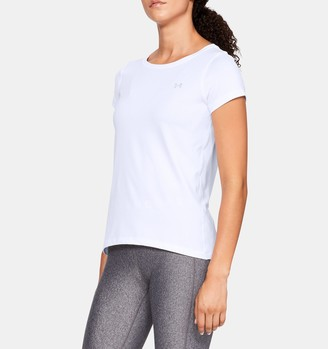 Under Armour Women's HeatGear Armour Short Sleeve