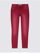 Marks and Spencer Cotton Rich Jeans (3-14 Years)