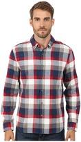 AG Adriano Goldschmied Twilight Check Nibus Shirt