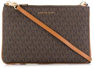 MICHAEL Michael Kors Monogram Print Crossbody Bag