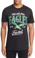 Junk Food Clothing Eagles Kickoff Crewneck Short Sleeve Tee