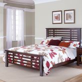 Home styles Cabin Creek 3-pc. Queen Headboard, Footboard & Bed Frame Set