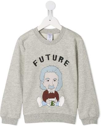 Ground Zero Future print sweatshirt