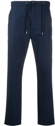 DEPARTMENT 5 Drawstring Waist Tapered Trousers