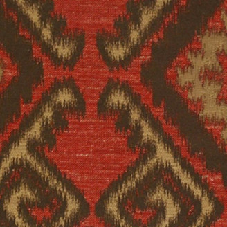 "Roland Mouret Coco Decor Ltd Grand Teton Brick Fabric, 9""x9"""