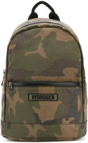 Hydrogen camouflage patch backpack
