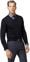 Tommy Hilfiger Wool V-Neck Sweater