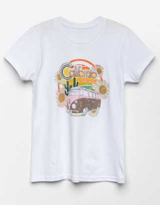 Full Tilt Cali Dreamin' Girls Tee