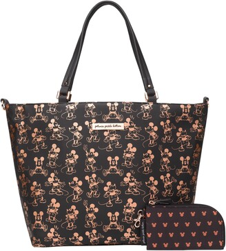 Petunia Pickle Bottom x Disney Downtown Mickey Mouse Diaper Tote