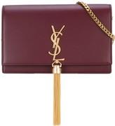 Saint Laurent Monogram tassel shoulder bag